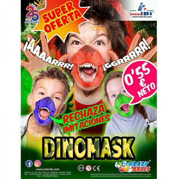 Dinomask