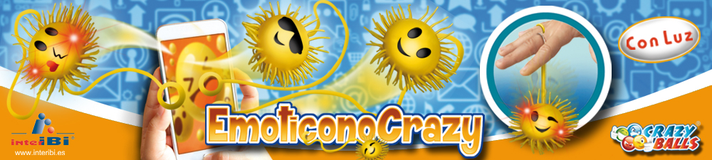 BANNER EMOTICONO CRAZY